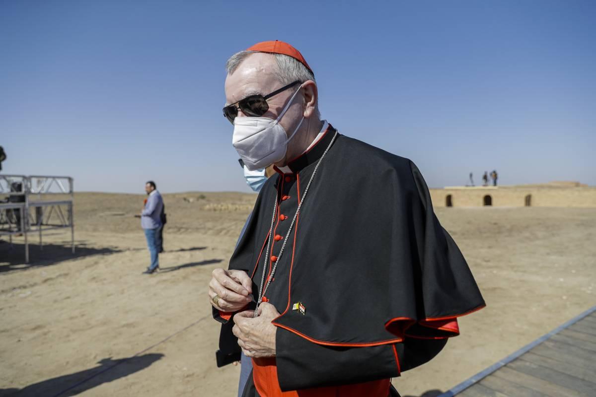 Parolin: intervento preventivo Preti, vescovi e associazioni temono il carcere per le omelie