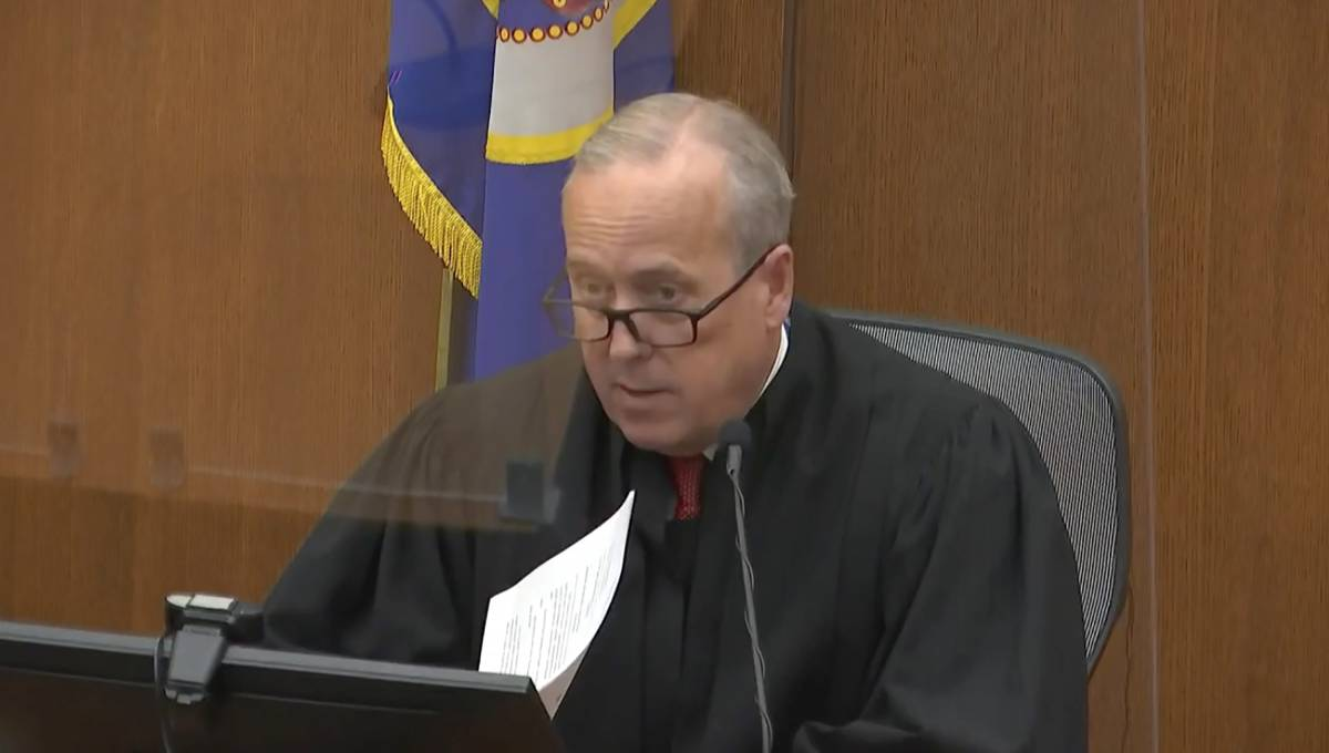 Morte Floyd, condannato a 22 anni e mezzo l'ex agente Chauvin