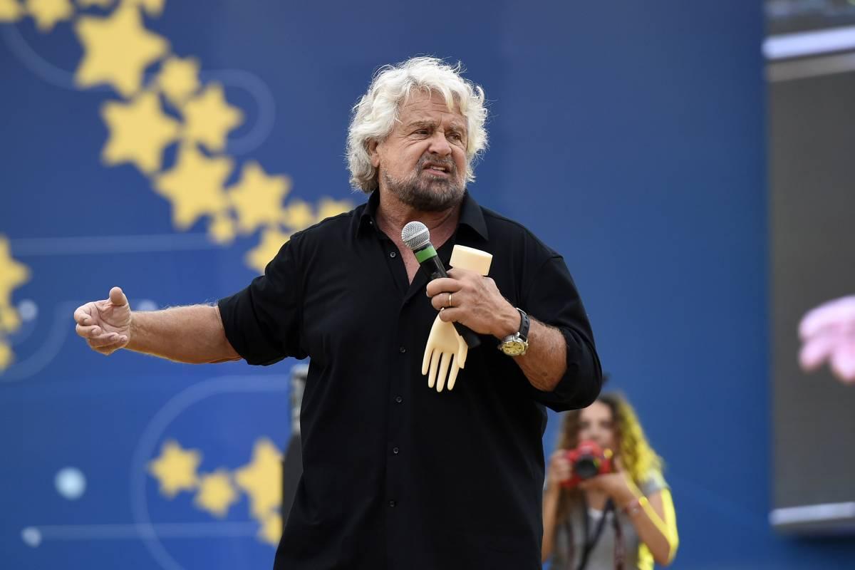 """La versione di Grillo: """"Ho agito col cuore"""""""