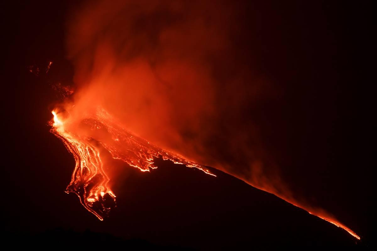 La scoperta nel ventre dell'Etna: cosa c'è sotto la lava