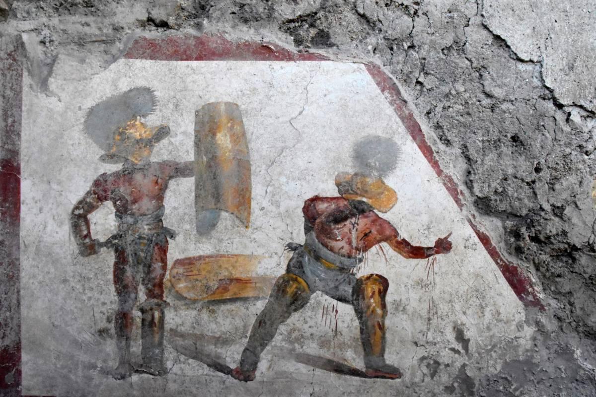 """""""Gli scavi più importanti tutti nel Mediterraneo"""""""