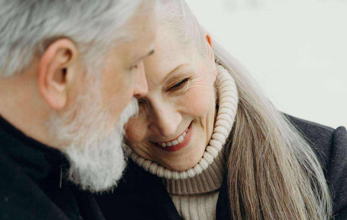 È davvero possibile trovare un compagno dopo i 60 anni?