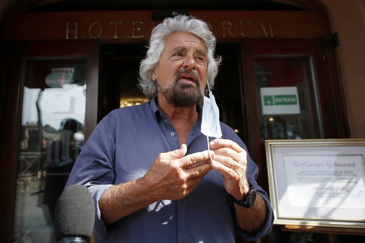 """""""Piano segreto"""", """"Sta col Pd"""": i sospetti incrociati di Conte e Grillo"""