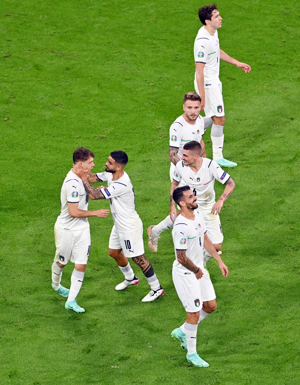L'Italia stende il Belgio e si regala le semifinali di Euro 2020