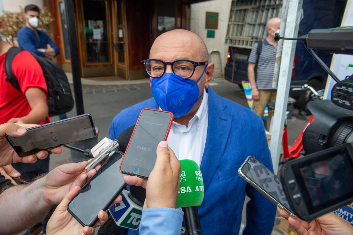 Berlusconi sente Bernardo: via libera al ticket con Albertini