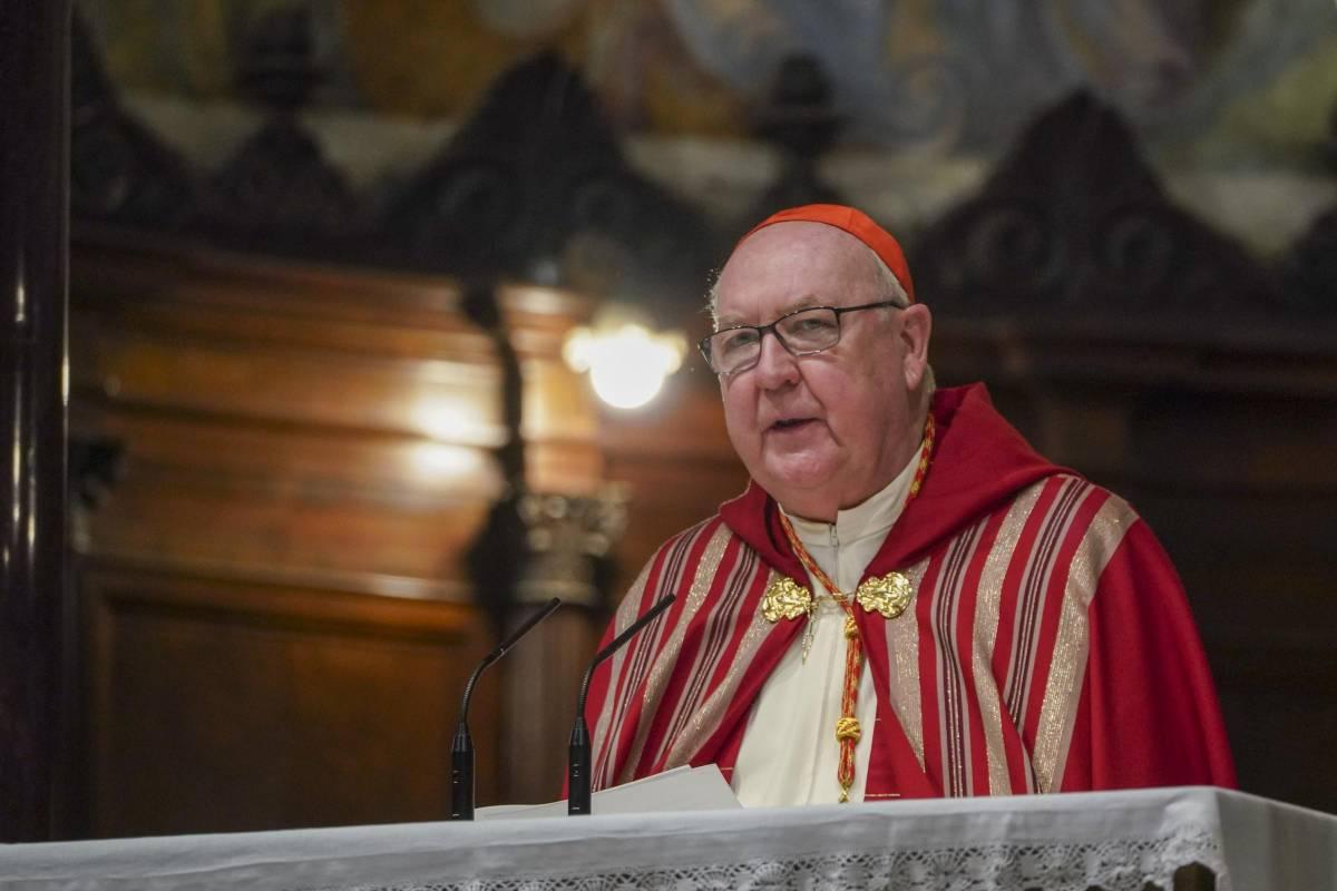 """Il cardinale Farrell è il Camerlengo pronto a sostituirlo. """"Ma non servirà"""""""