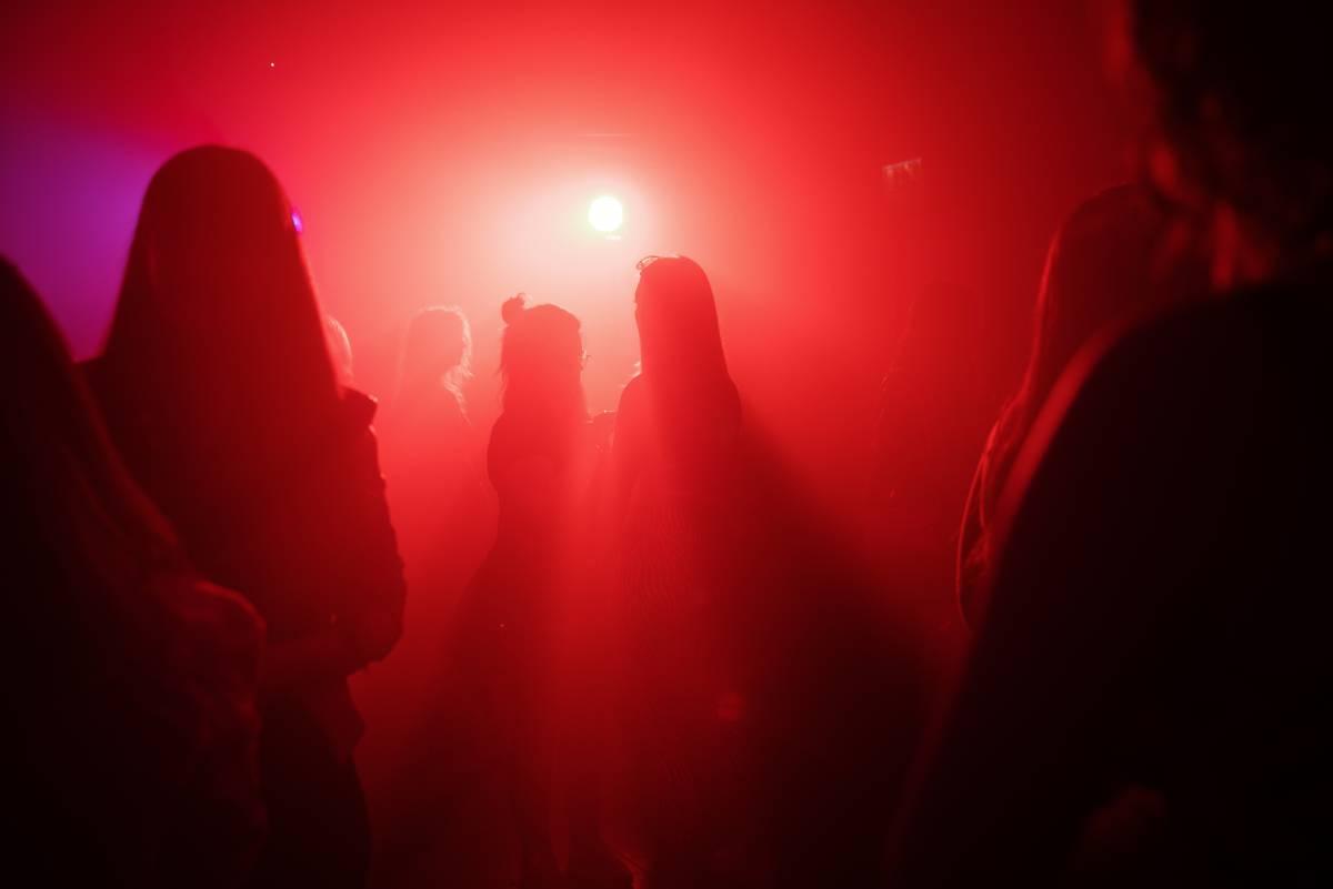 Rave party clandestino: in 5mila da tutta Europa