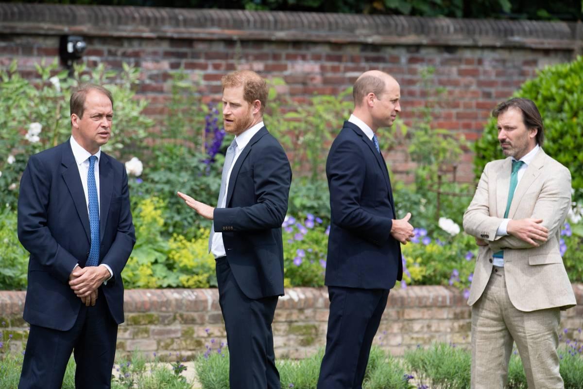Chi ha escluso Kate dalla cerimonia per Lady D?