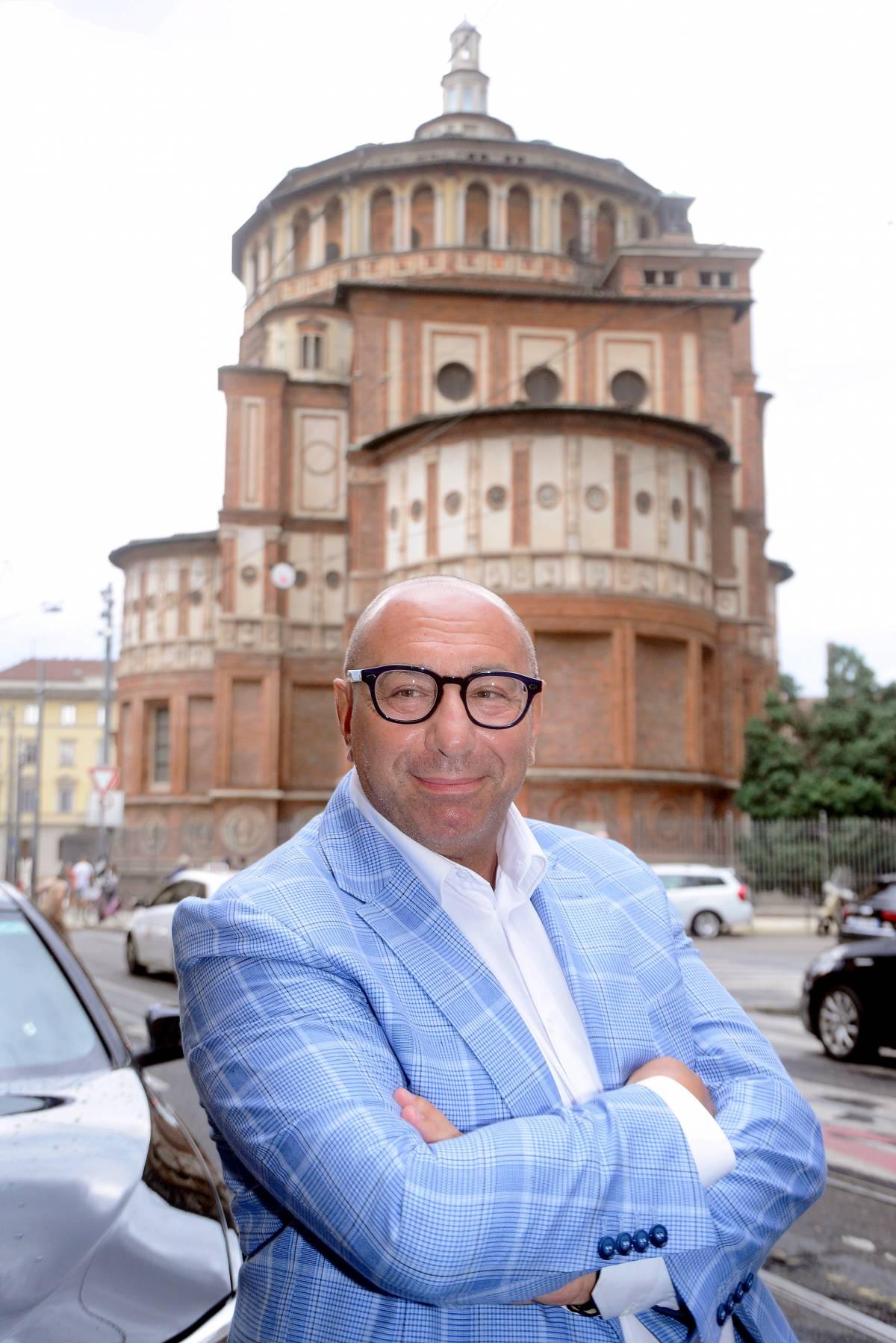 """Milano, la prima di Bernardo. """"No all'uomo solo al comando"""""""