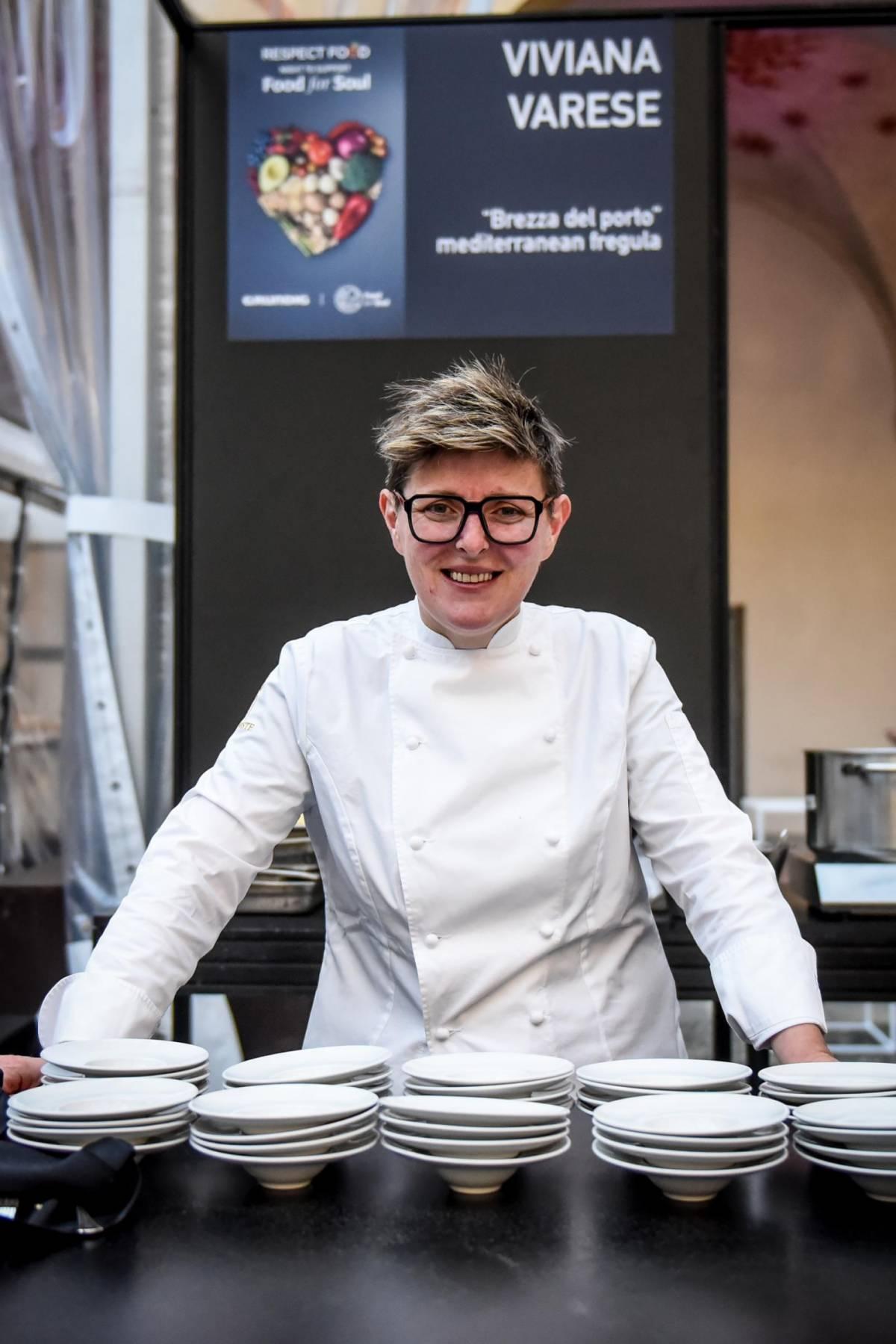 """Varese: """"Non esiste una cucina femminile"""""""