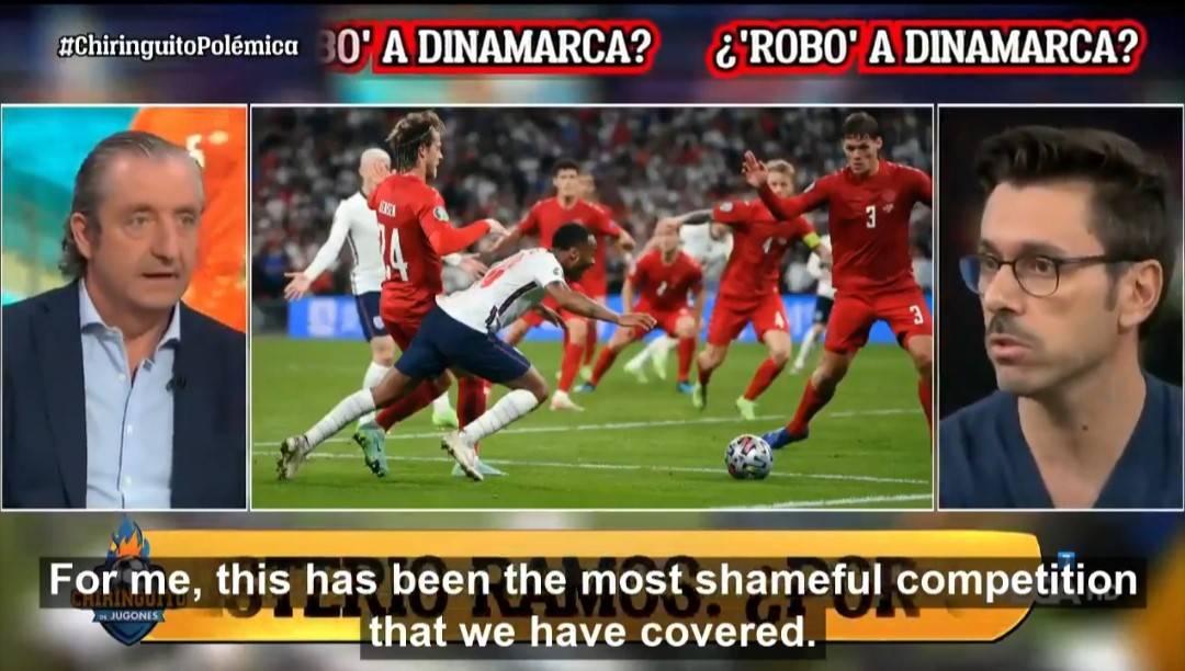 """L'accusa all'Inghilterra: """"Perché la finale è preparata..."""""""
