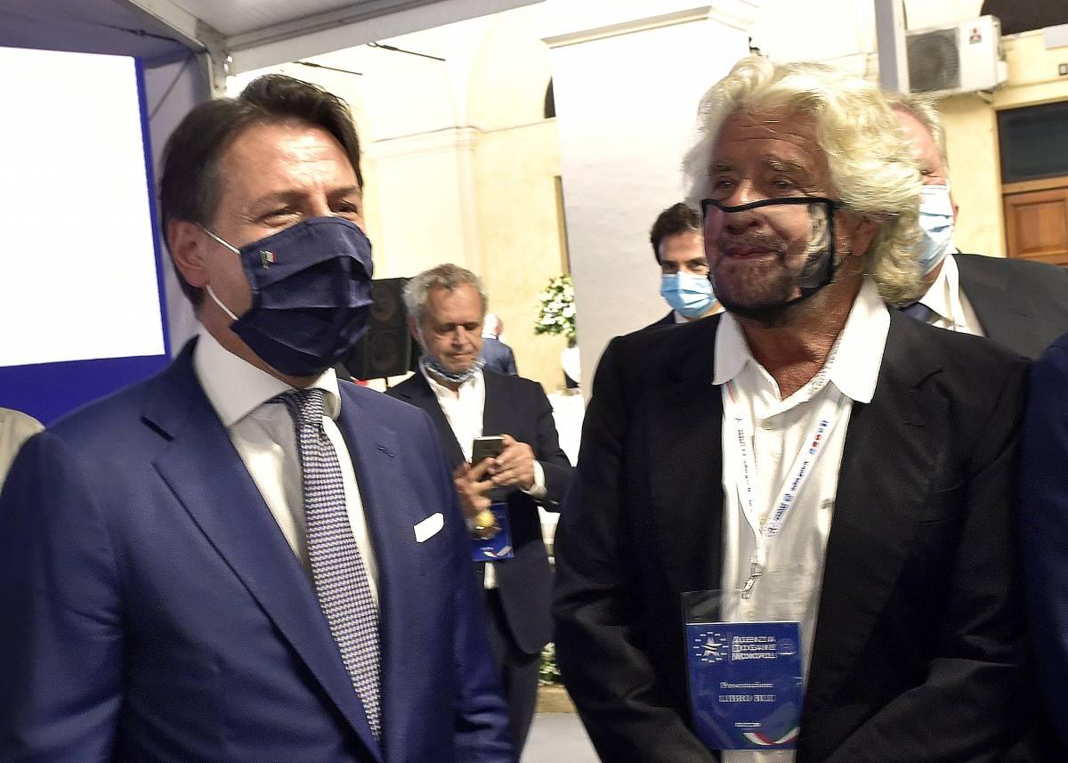 La sceneggiata è finita: Conte e Grillo hanno trovato l'accordo