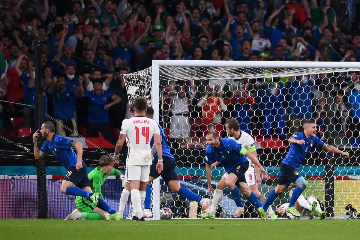 Europei 2020, Inghilterra-Italia: la diretta