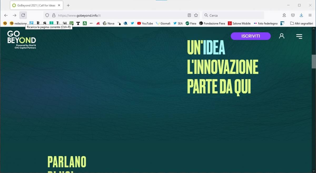 GoBeyond 2021, al via la startup competition di Sisal