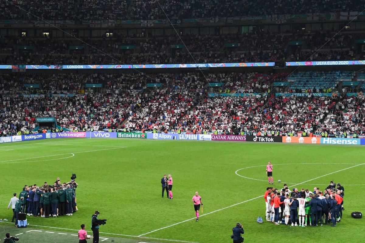 Un'altra mazzata per l'Inghilterra: la decisione dopo la finale