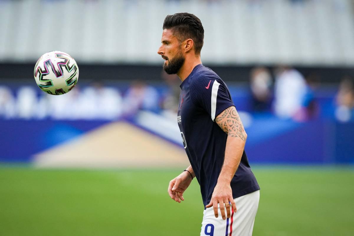 "Giroud vuole sfatare una ""maledizione"" precisa"