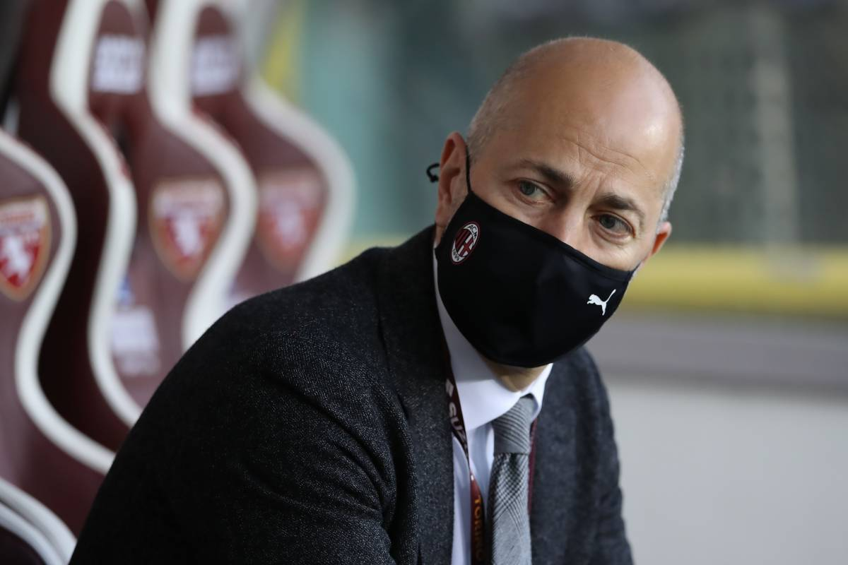 Milan, carcinoma alla gola all'ad Gazidis