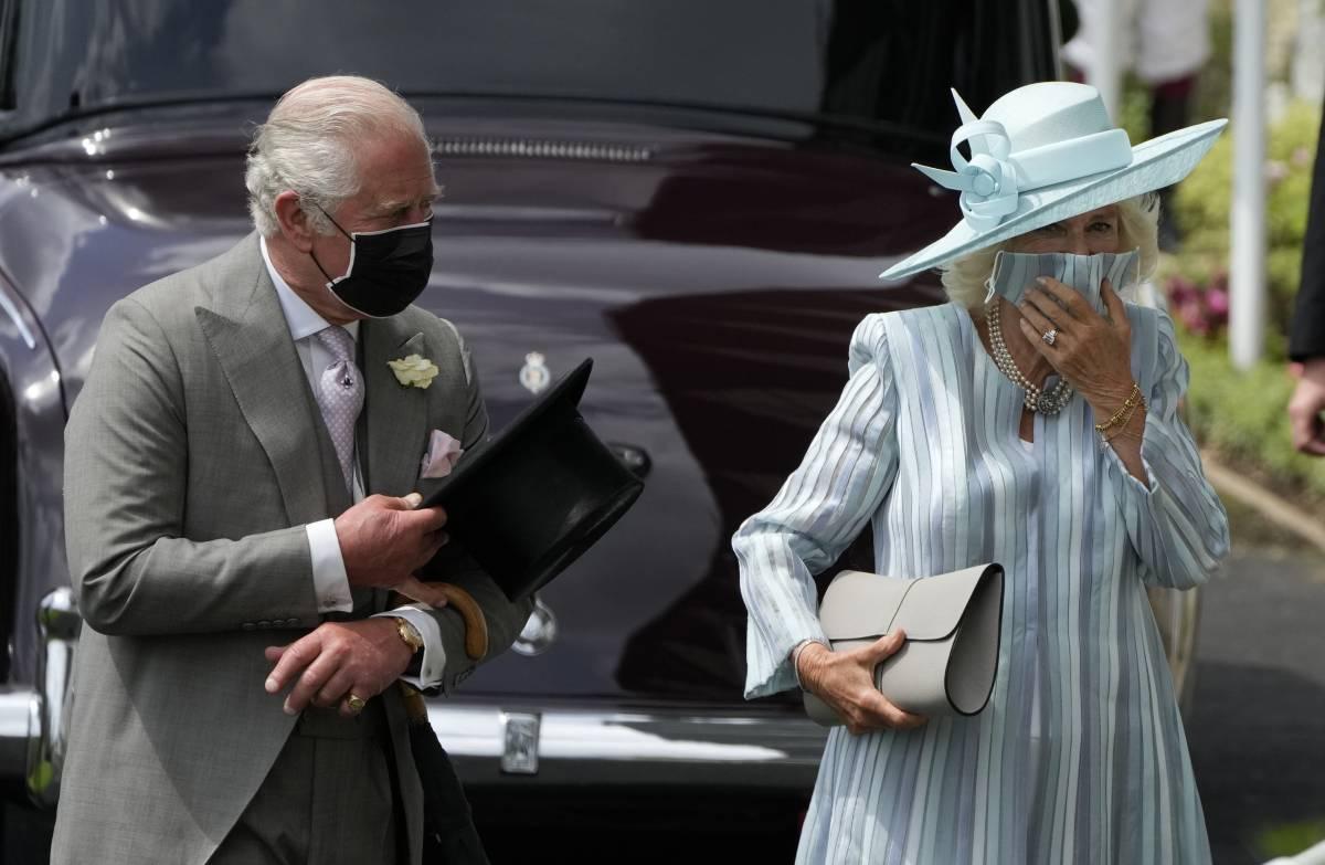 """""""Harry può distruggere Camilla"""": il libro-bomba è un caso"""