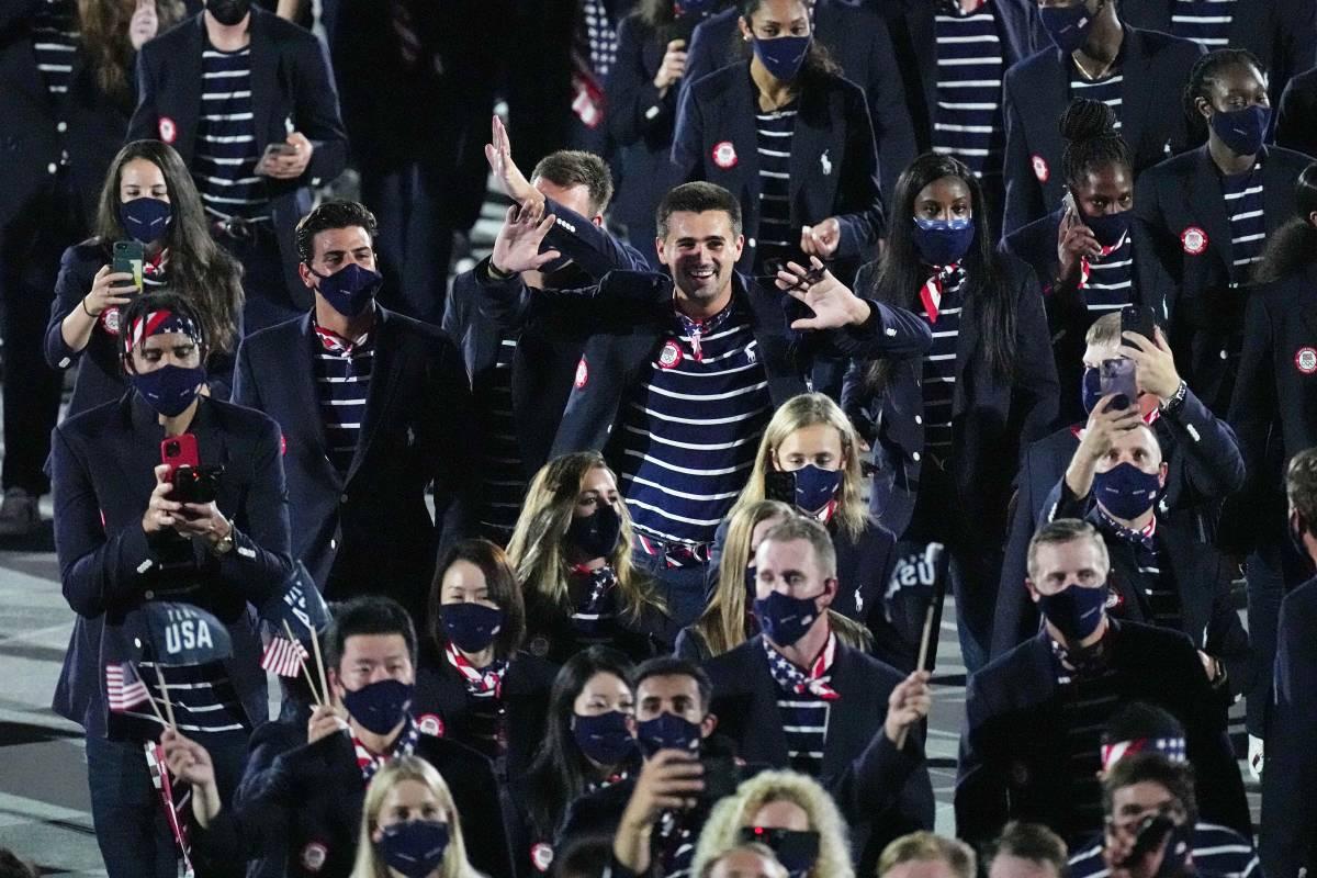 Bufera sui Giochi: chi sono gli atleti senza mascherina