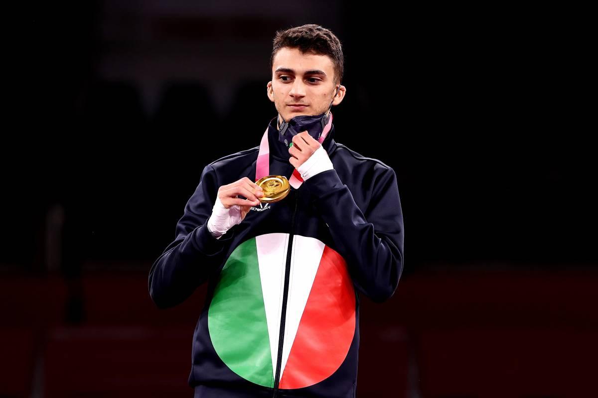 Primo oro olimpico per l'Italia: trionfa Vito Dell'Aquila