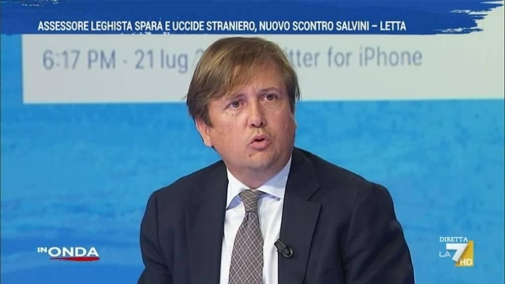"""""""Ho il porto d'armi"""", anche Pierpaolo Sileri è tra i medici armati"""