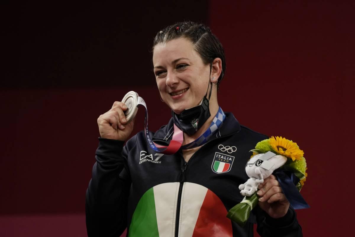 Giorgia, i muscoli gentili delle ragazze d'Italia. Ma sarà l'ultima volta