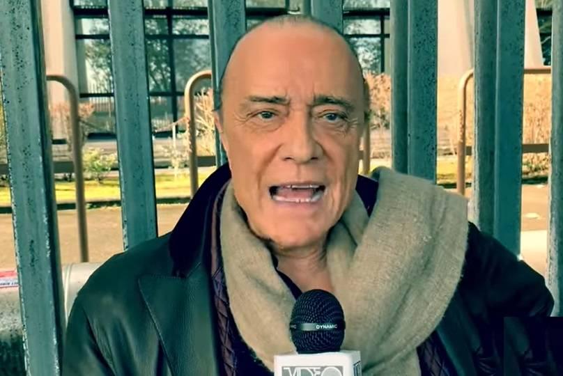 """Le ultime ore di Gianni Nazzaro: """"Prima di morire ha sposato Nada"""""""