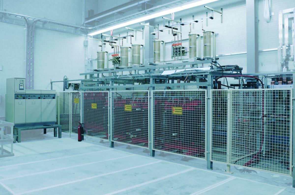 Flex Power Grid Laboratory di KEMA Labs (Divisione Testing, Ispezione e Certificazione di CESI), ad Arnhem, Olanda