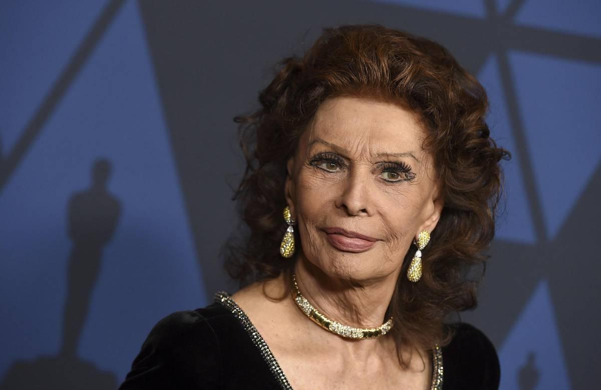 Sophia Loren, l'icona italiana over più amata nel mondo