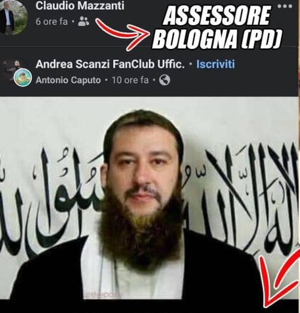 "L'insulto choc Pd a Salvini: ""Il mullah Ommem..."". Ed è bufera"