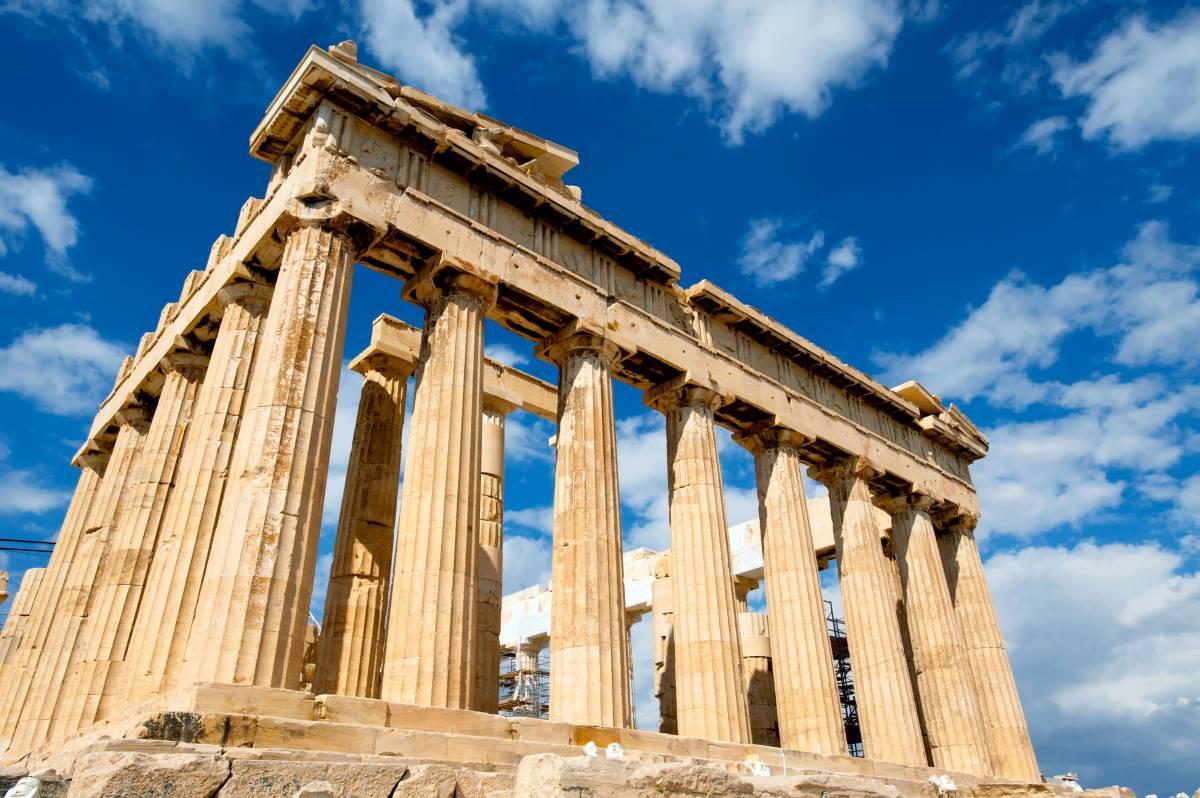 La guerra del Partenone