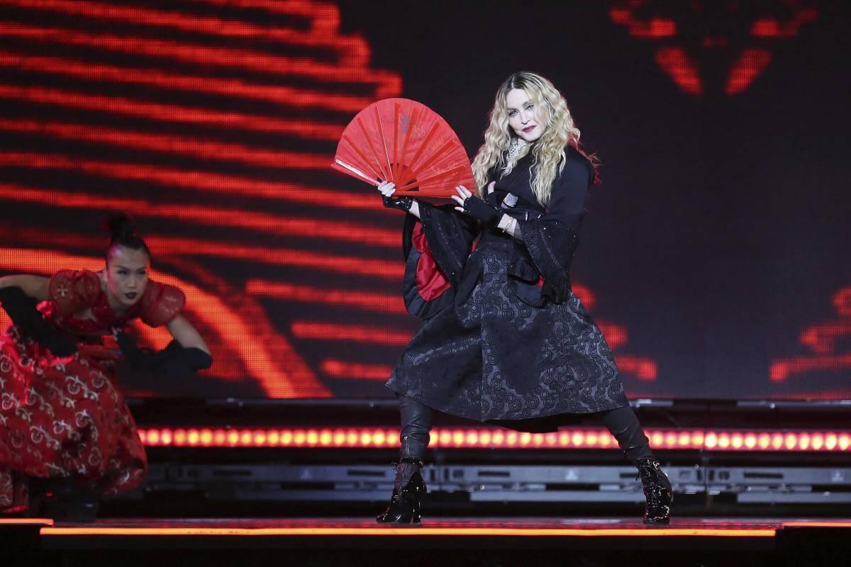 Madonna, la diva sempre giovane che ama l'Italia