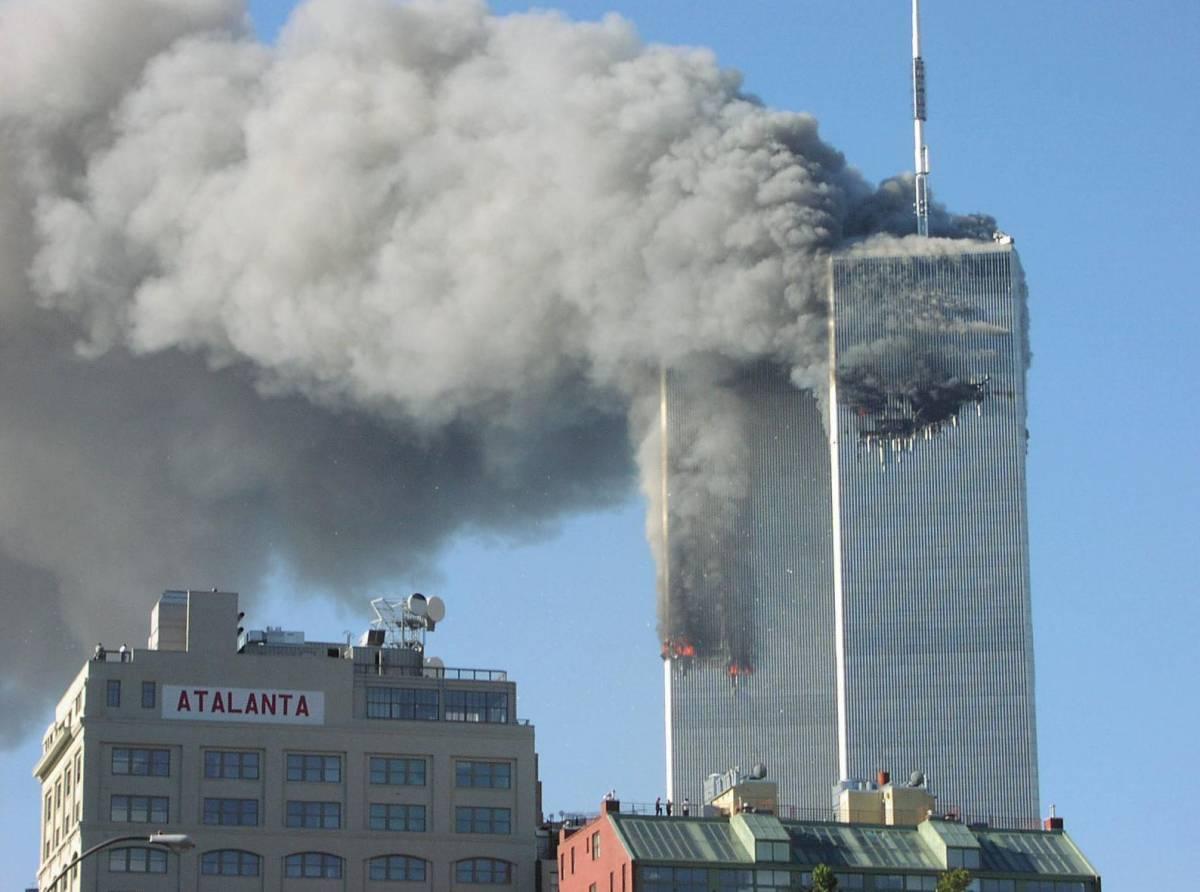 Il fantasma delle Twin Towers