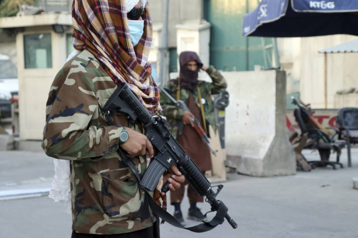 Il risiko di Kabul