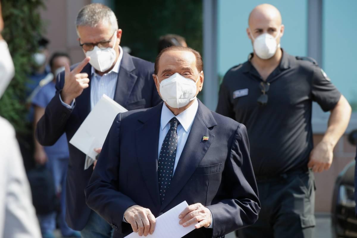 Ricovero lampo di Berlusconi. Già dimesso dopo i controlli