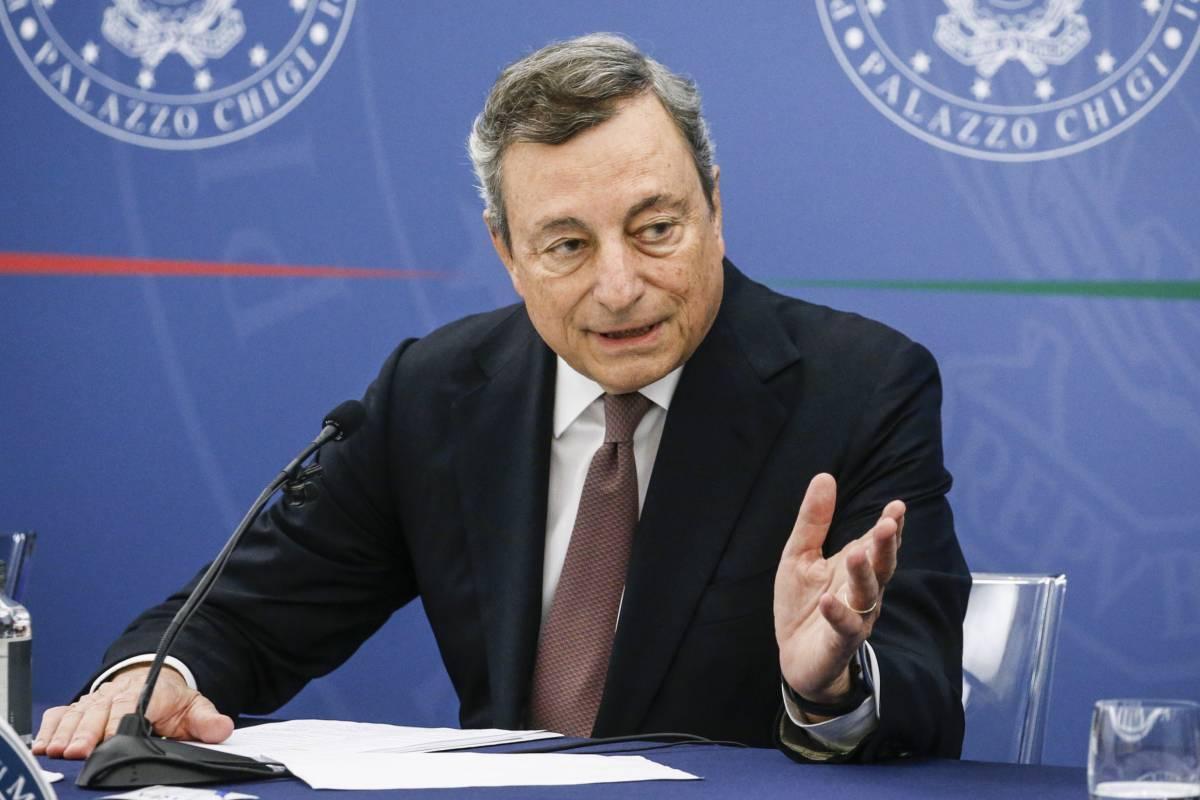 Con l'uscita di Angela entra in scena Draghi. Supermario nuovo leader forte dell'Unione