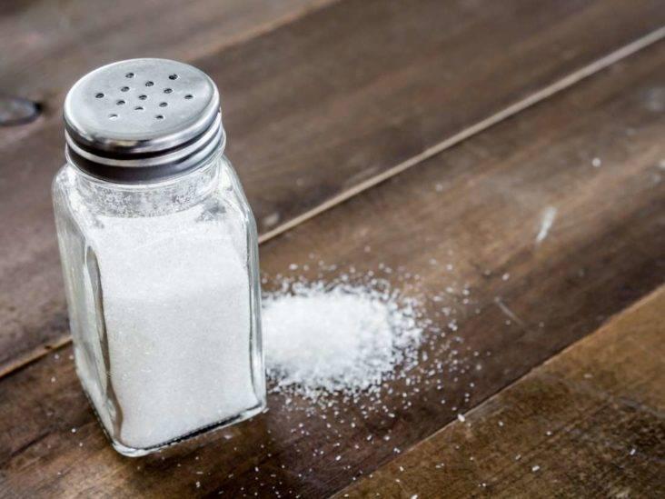 Il sale con poco sodio previene milioni di ictus e infarti