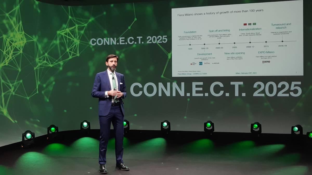 Fiera Milano gestirà il nuovo centro congressi di Torino