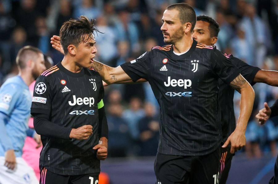 """La Juventus vince 3-0 nonostante il """"brivido"""" Dybala. L'Atalanta non affonda contro il """"Sottomarino"""""""