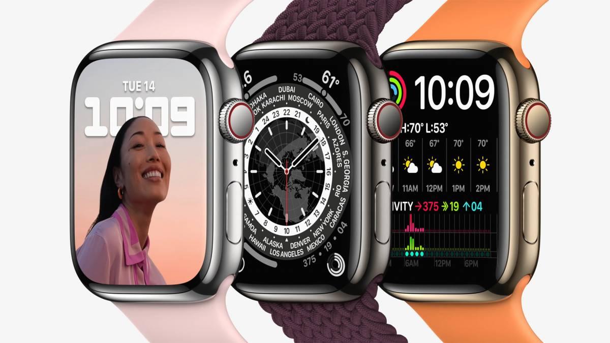 Prezzo, immagini, novità: ecco Apple Watch Series 7