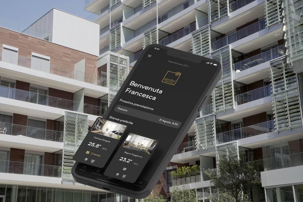 """Titiro, l'app che rende il condominio """"smart"""""""