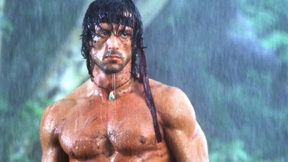 Rambo, l'eroe di guerra e le mele che ispirarono il personaggio di Stallone