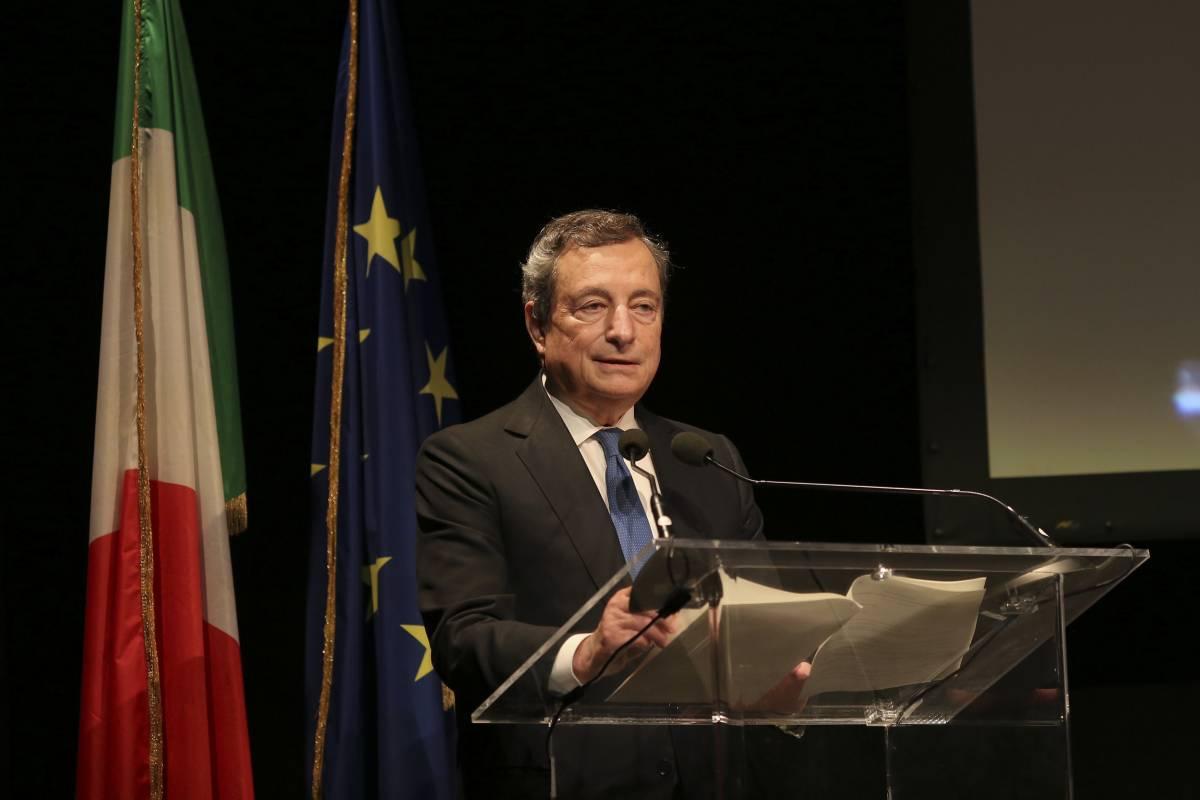 Draghi e l'ora delle scelte che dividono