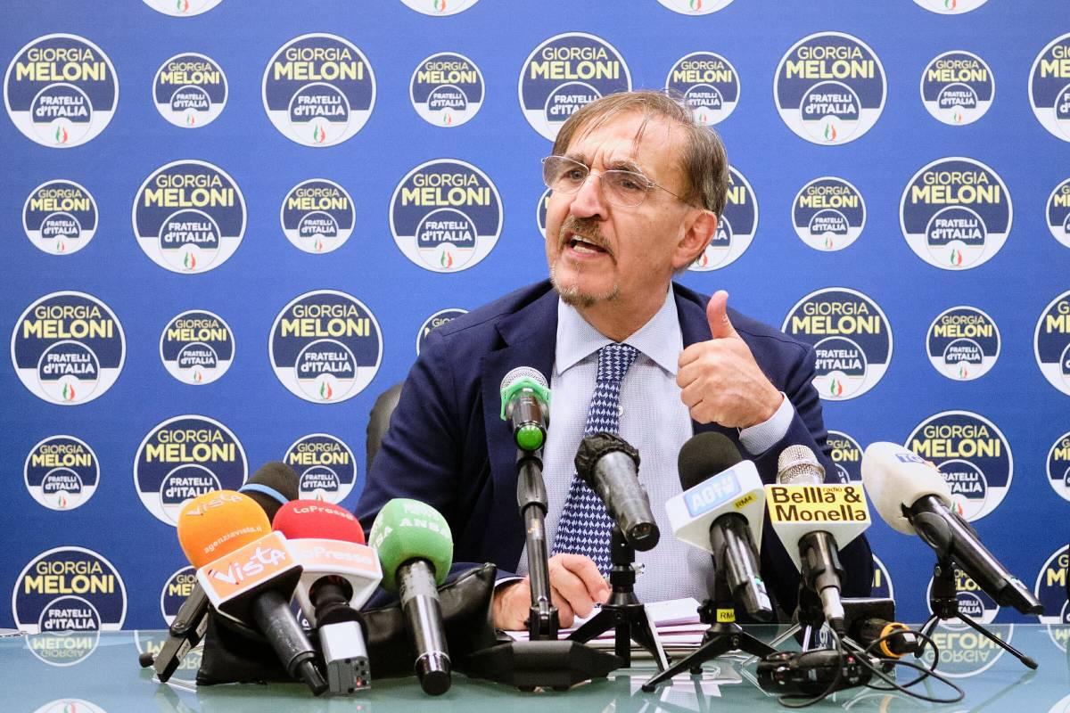 """""""La corsa di Bernardo spettava più alla Lega. Fdi? Se serve ci siamo"""""""