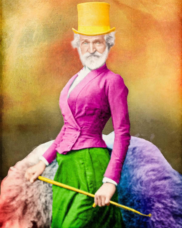 Giuseppe Verdi versione trans: polemica sul teatro Regio di Parma