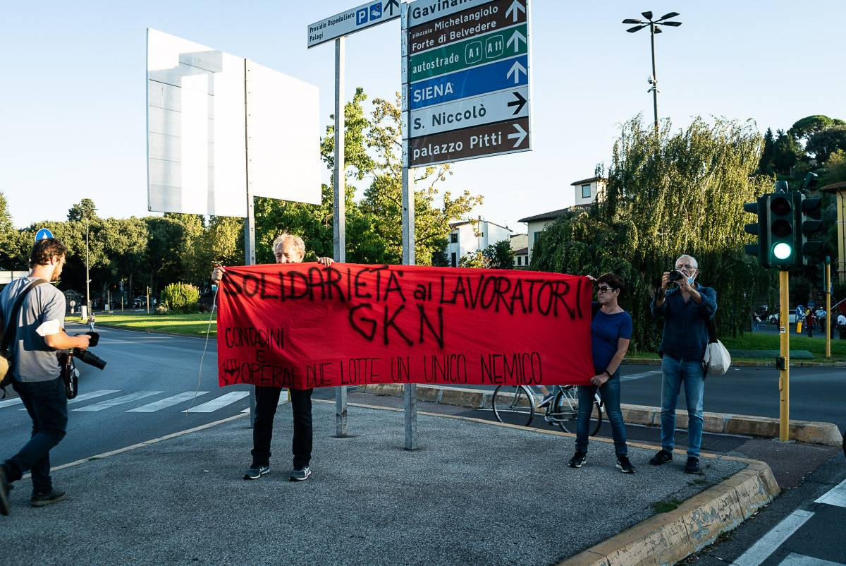 Gkn, il tribunale ferma i licenziamenti