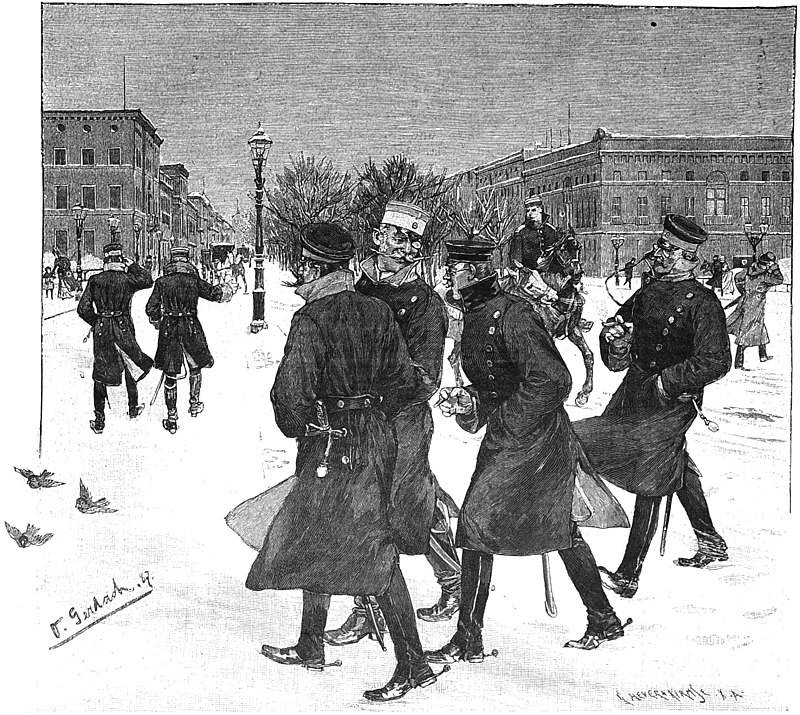 """Quando il Kaiser Guglielmo voleva essere il """"Grande Fratello"""""""