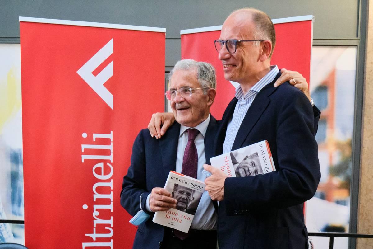 La finta pace Letta-Prodi. Resta il nodo Quirinale