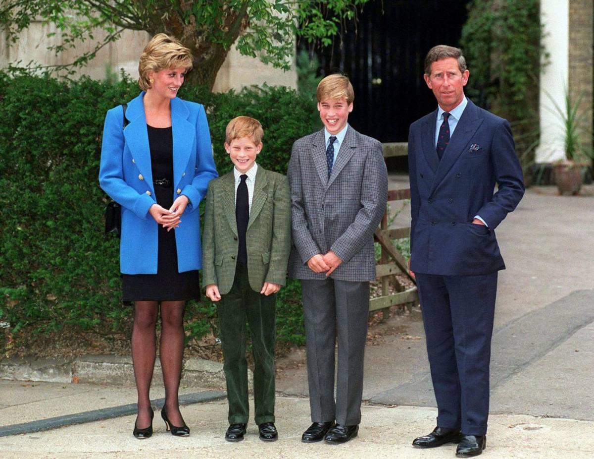 La guerra segreta tra Diana e Tiggy: cosa è successo davvero