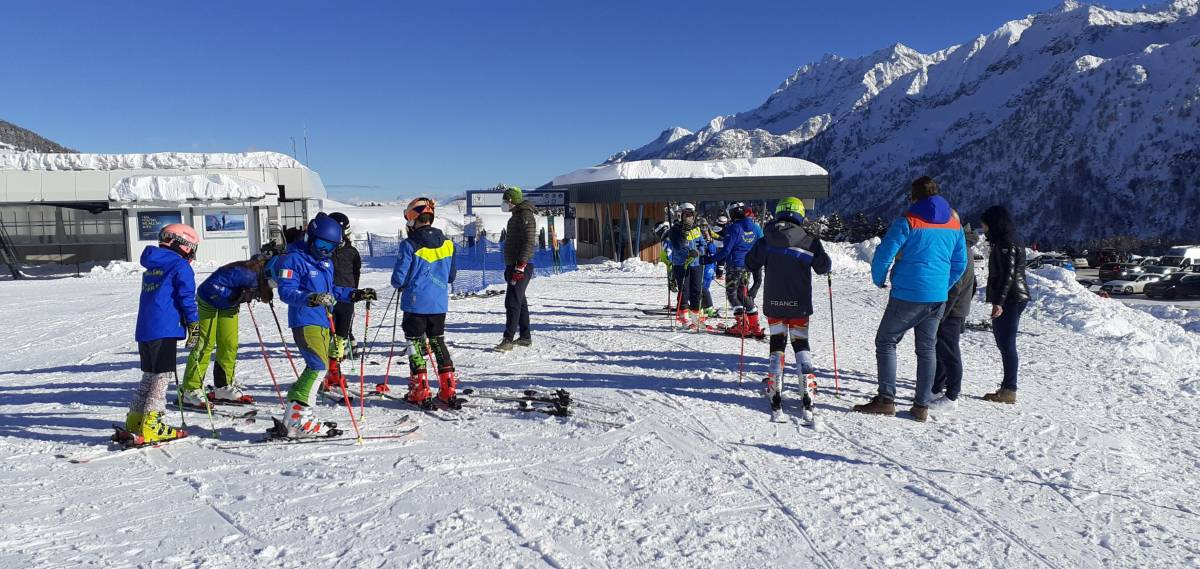 Green pass obbligatorio per chi vuole sciare
